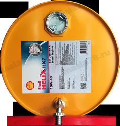 Shell Helix HX7 10w40 бочковое 1л.