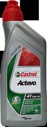Castrol ActEvo X-tra 4T 10w40 1л.